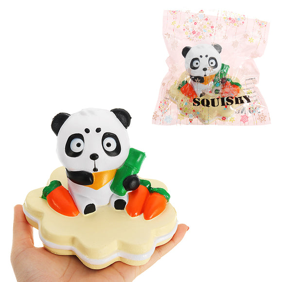 NO NO Squishy Panda 13.5*10CM Slow Rising With Packaging Collection Gift Soft Toy