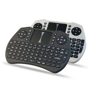 I9 2.4G Wireless Mini Keyboard Touchpad Airmouse Air Mouse for TV Box Mini PC Computer Tablet
