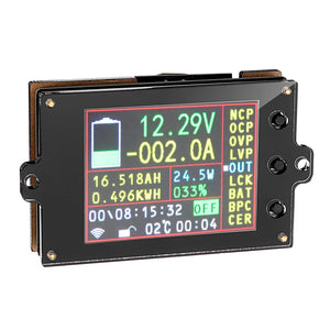 2.4 Inch Color Screen Display CNC Adjustable Power Supply Step Down Module Voltmeter Ammeter