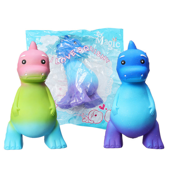 Big Dinosaur Squishy 20*12.5*11.7 CM Soft Slow Rising With Packaging Collection Gift Toy