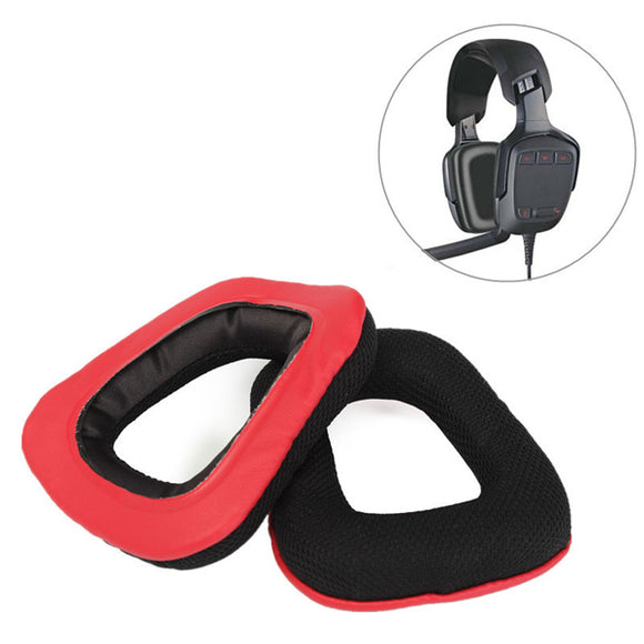 New Replacement Ear Pads Foam Cushion For Logitech G35 G930 G430 F450 Headphones