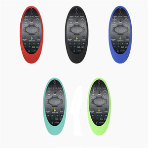 Shockproof  Silicone Protective Cover For Samsung BN59-01181B/ 82B/84B/85B Smart TV Remote Control