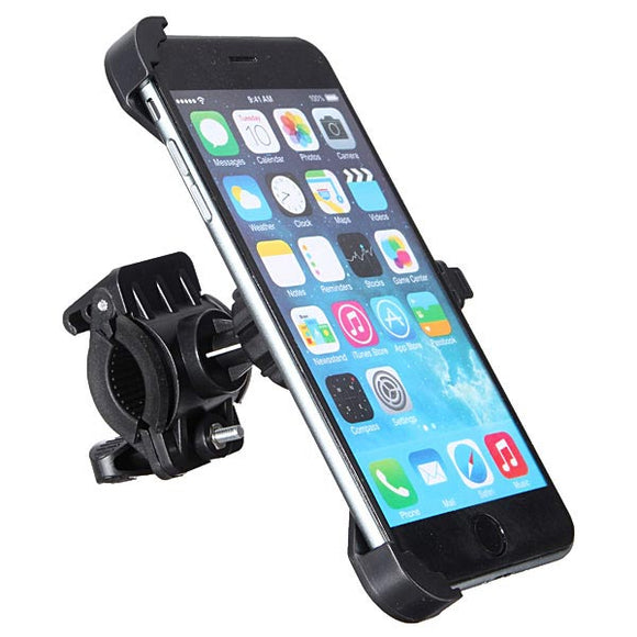 360 Rotating Bicycle MotorcyclE-mount Holder For iPhone 6/6S Plus 5.5Inch