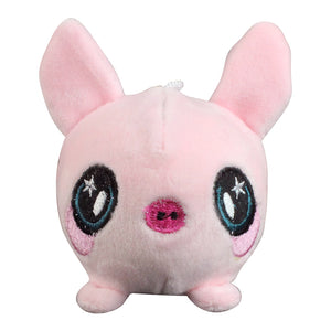 MoFun Squishimal Pig 8.5cm Squishy Foamed Plush Stuffed Squeezable Toy Slow Rising