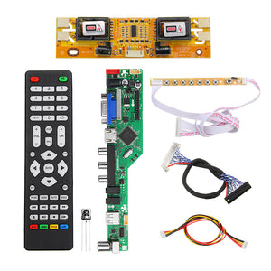 T.RD8503.03 Universal LCD LED TV Controller Driver Board