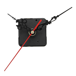 10Pcs 20mm Shaft Length DIY Silent Quartz Clock Movement Mechanism Replacement Repair Kit