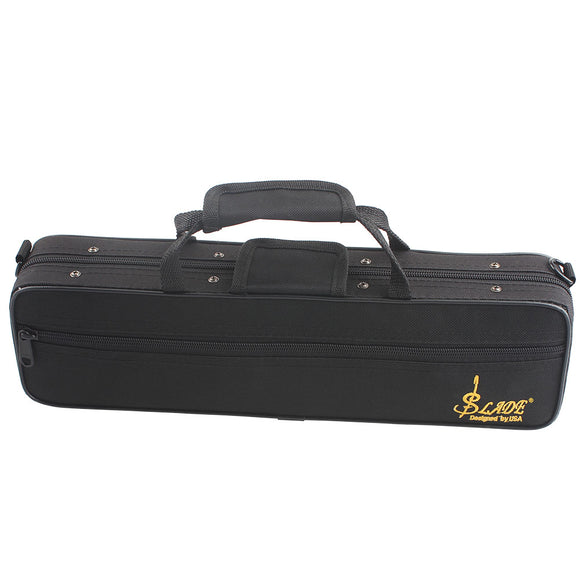 SLADE Portable Lightweight Flute Oxford Cloth Box Case Gig Bag