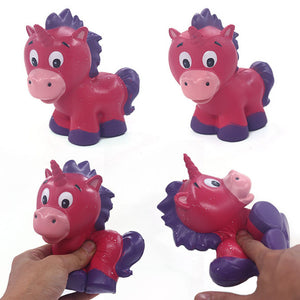 Unicorn Squishy 14.2*10CM Soft Slow Rising With Packaging Collection Gift Toy