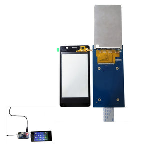 3.97 Inch Touch TFT LCD Screen For Orange Pi 2G-IOT Board
