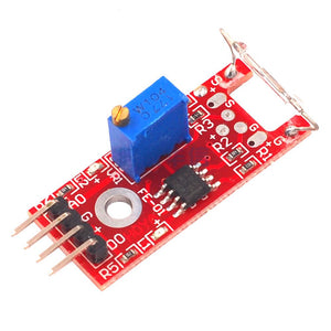 5pcs KY-025 4pin Magnetic Dry Reed Pipe Switch Magnetron Sensor Switch Module For Arduino
