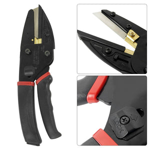 3 in 1 10 inch Adjustable Box Cutter Wire Cutter Wire Stripper Garden Shop Scissor Crimping Pliers