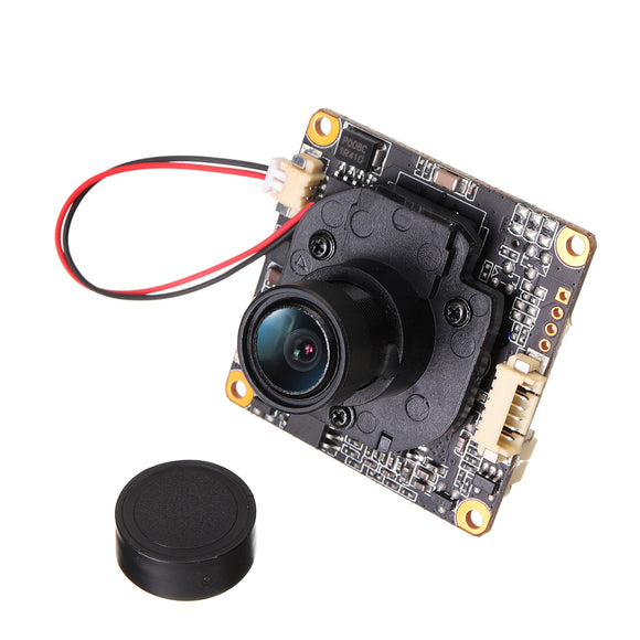 H.265 Mstar 2 Million Starlight Network Module Low Bit Rate Monitoring IP Chip With Camera