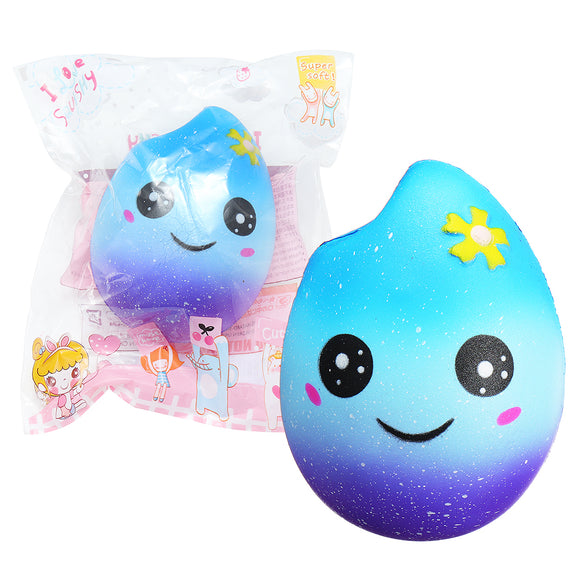 Sunny Galaxy Rice Squishy 10*7CM Soft Slow Rising With Packaging Collection Gift Toy