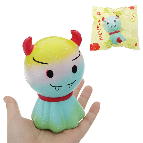 Sunny Doll Playing Squishy 12*7.5CM Slow Rising With Packaging Collection Gift