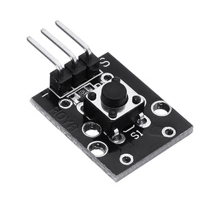 10pcs KY-004 Electronic Switch Key Module For Arduino AVR PIC MEGA2560 Breadboard