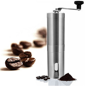 Adjustable Stainless Steel Ceramic Manual Coffee Bean Grinder Hand Grinding Tool