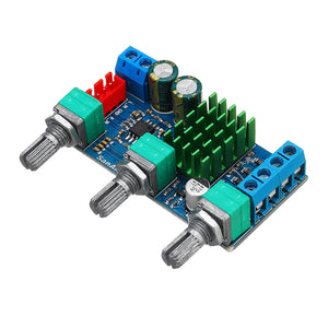 TAP3116D2 2.0 Stereo Double Channel HiFi High Power Digital Amplifier Board DC 12V To 22V
