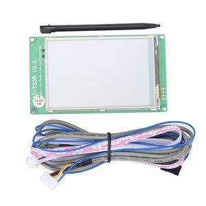 JZ-TS35 3.5 inch Full Color LCD Touch Display Screen For 3D Printer