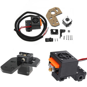 Extruder Remote Feeding with 0.4mm Nozzle + 42 Stepper Motor Reprap Part Kit