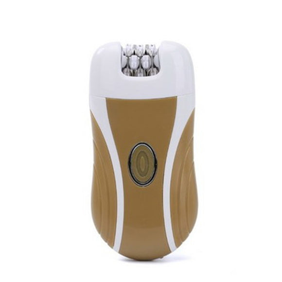 3 in 1 Body Hair Removal Electric Epilator Remover Shaving No Pain Shaver Callus