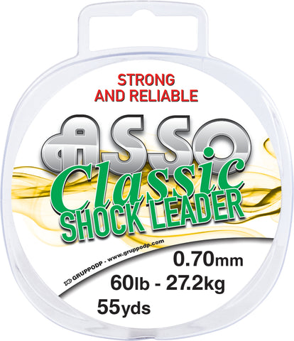 Asso - PROTECTOR TAPERED SHOCK LEADER