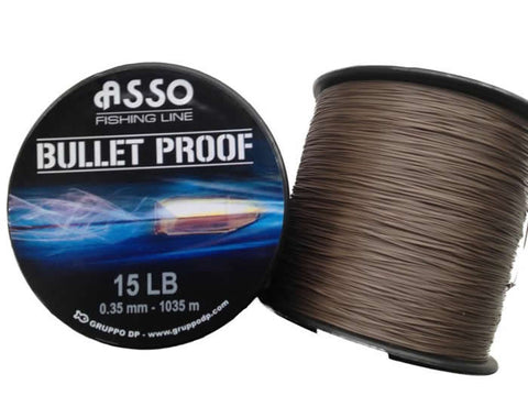Asso - BULLET PROOF