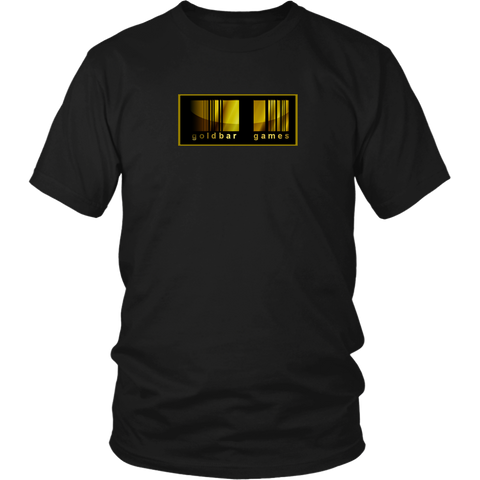 Goldbar Games Logo Unisex T-Shirt
