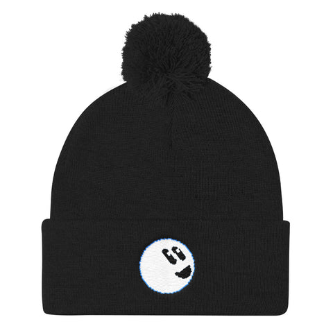 Snowball Knit Cap