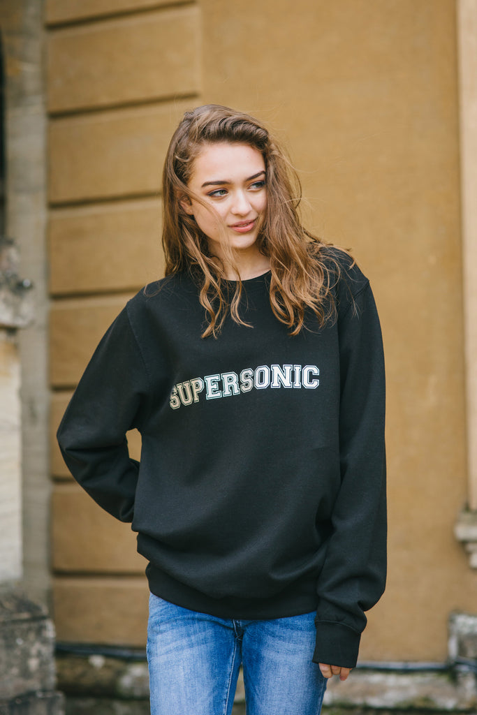 Supersonic Slogan Sweat