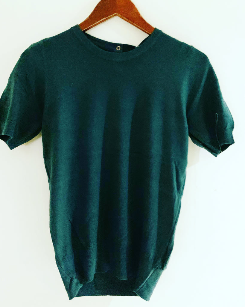 Essential Knit Green