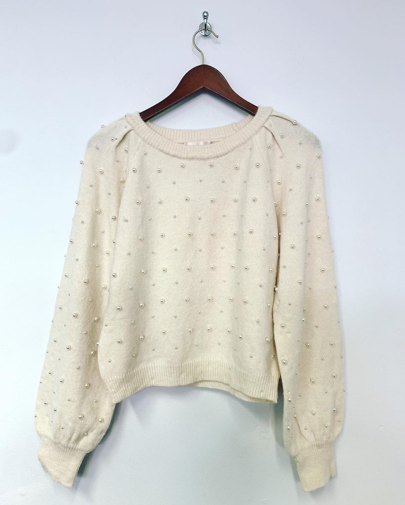 Pearl Knit Cream