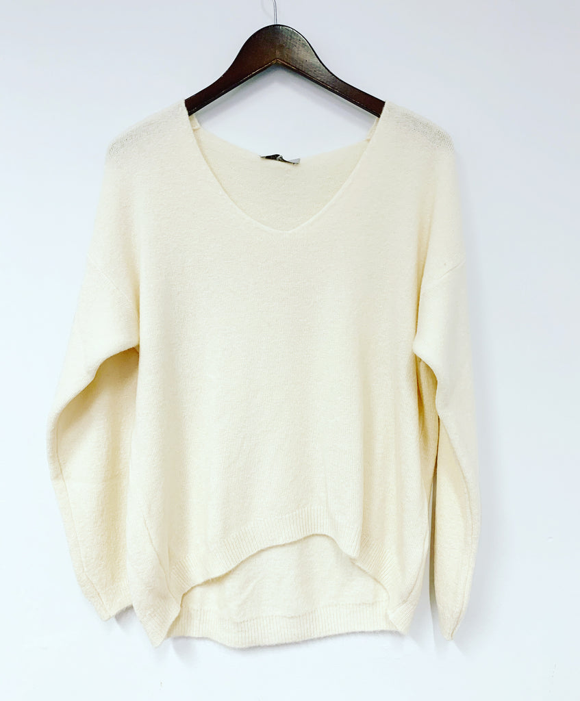 Cosy Knit Cream