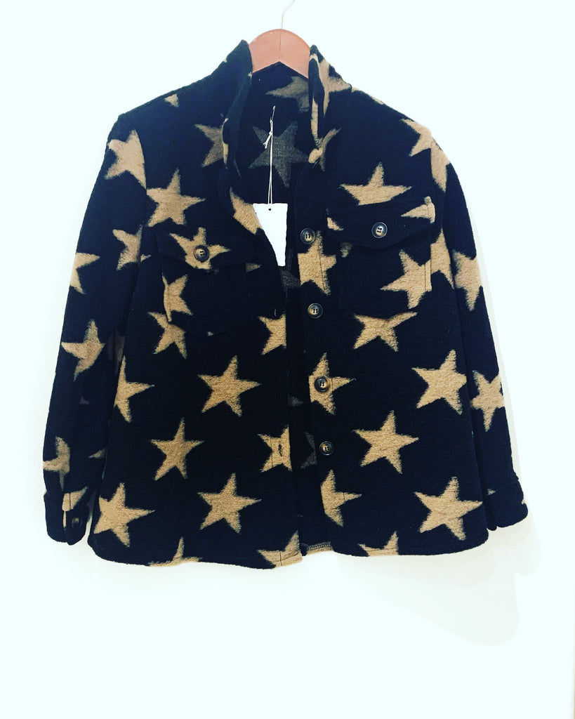 Star Shirt Black