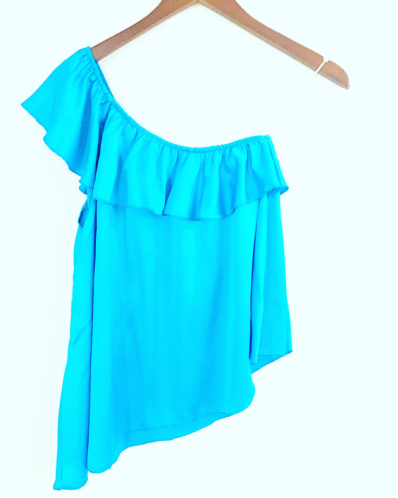 Abbie Top Cobalt Blue