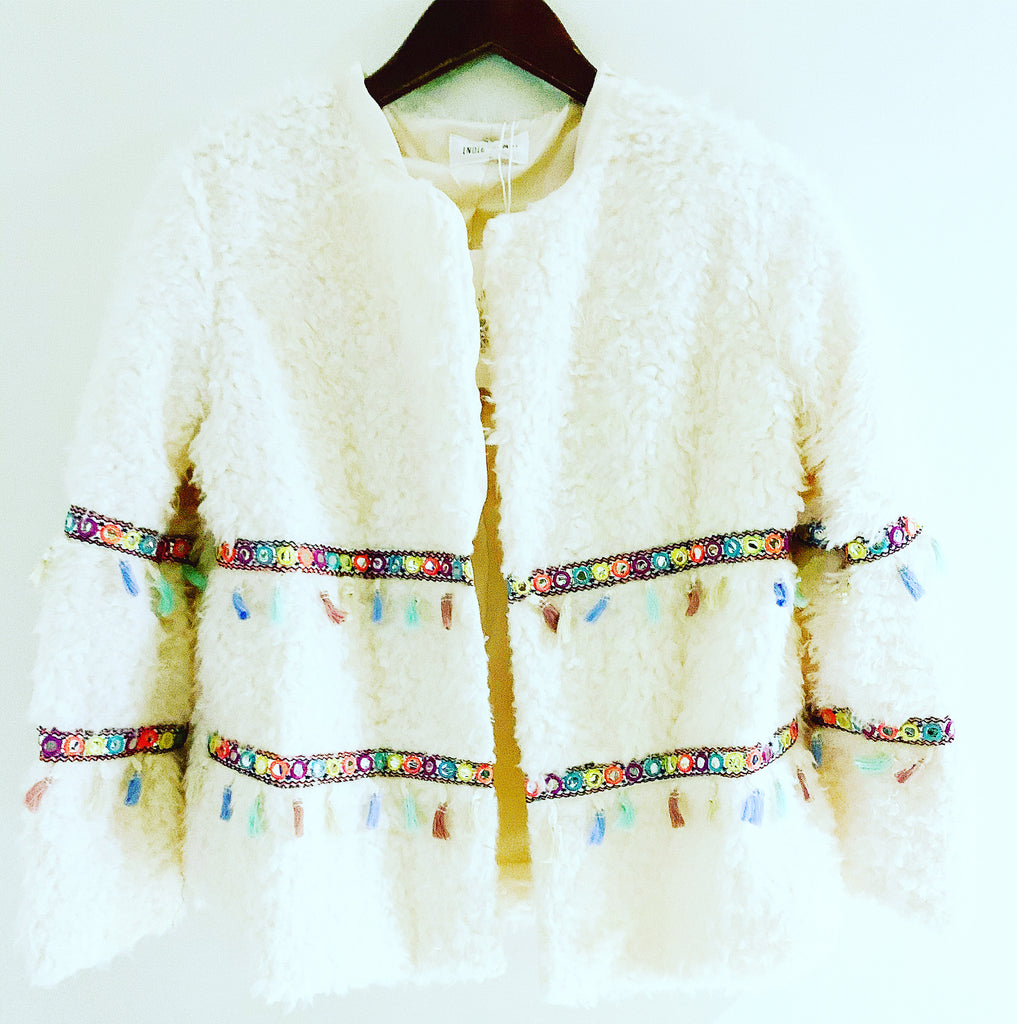 Gigi Jacket Cream