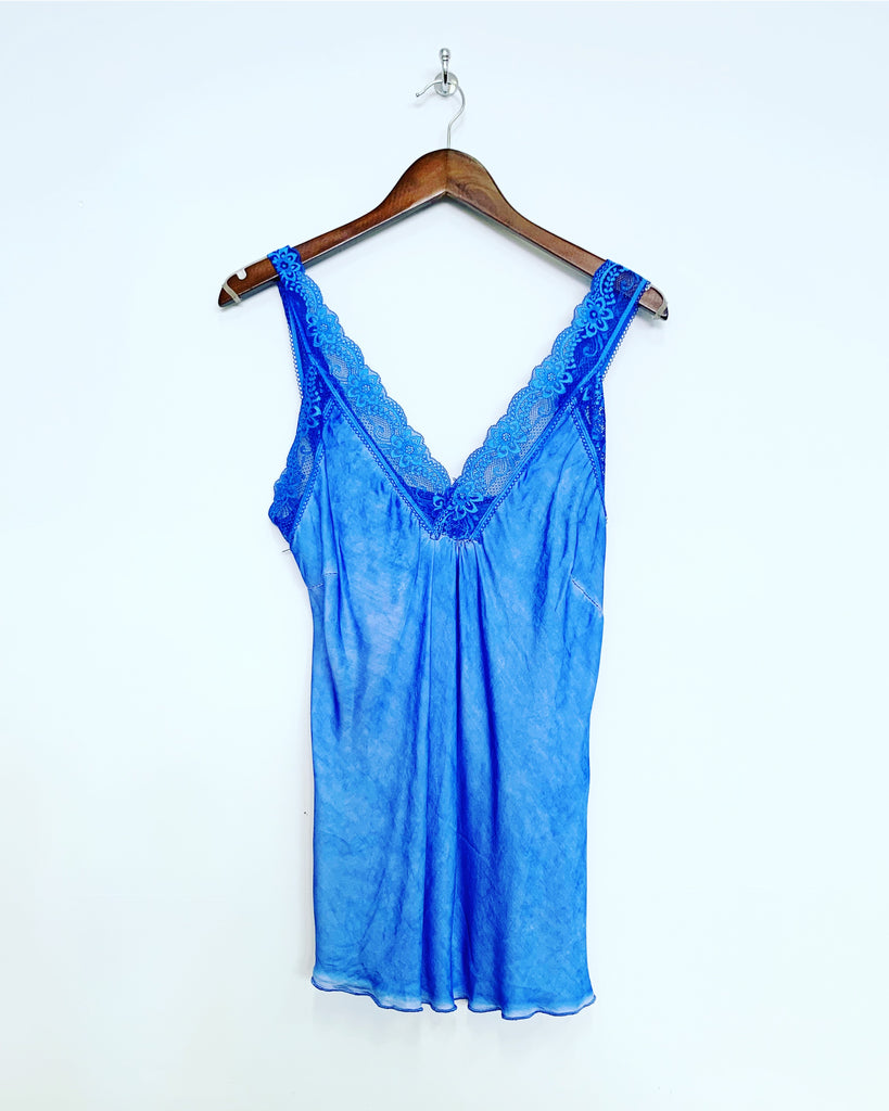 Sorbet Cami Electric Blue