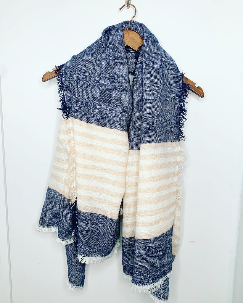 Philippe Scarf Blue