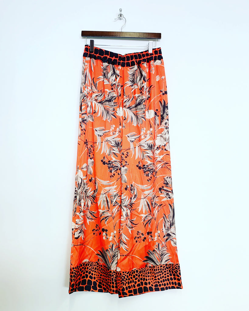 Orla trouser Orange