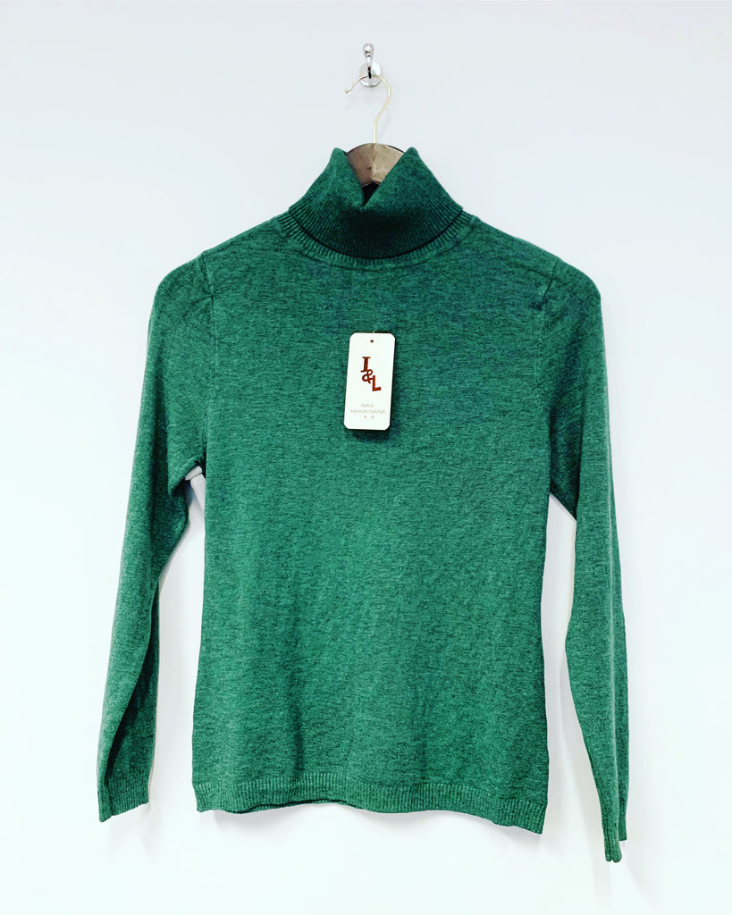 Super Soft Polo Jade
