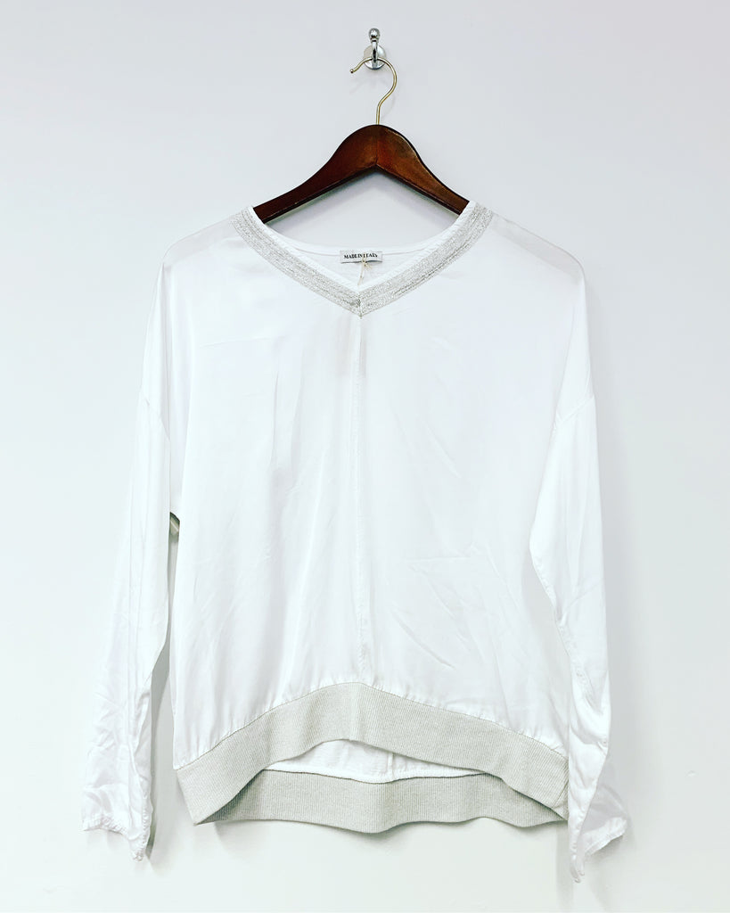 Mabel Sweat White