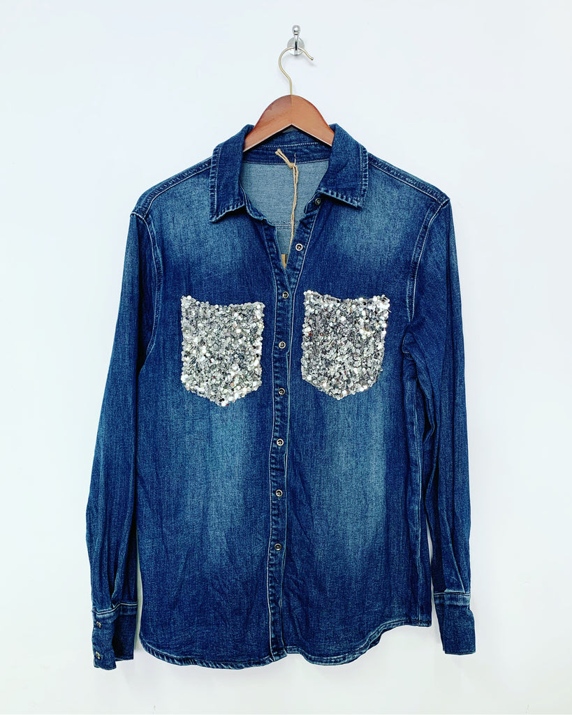Denim & Sequins