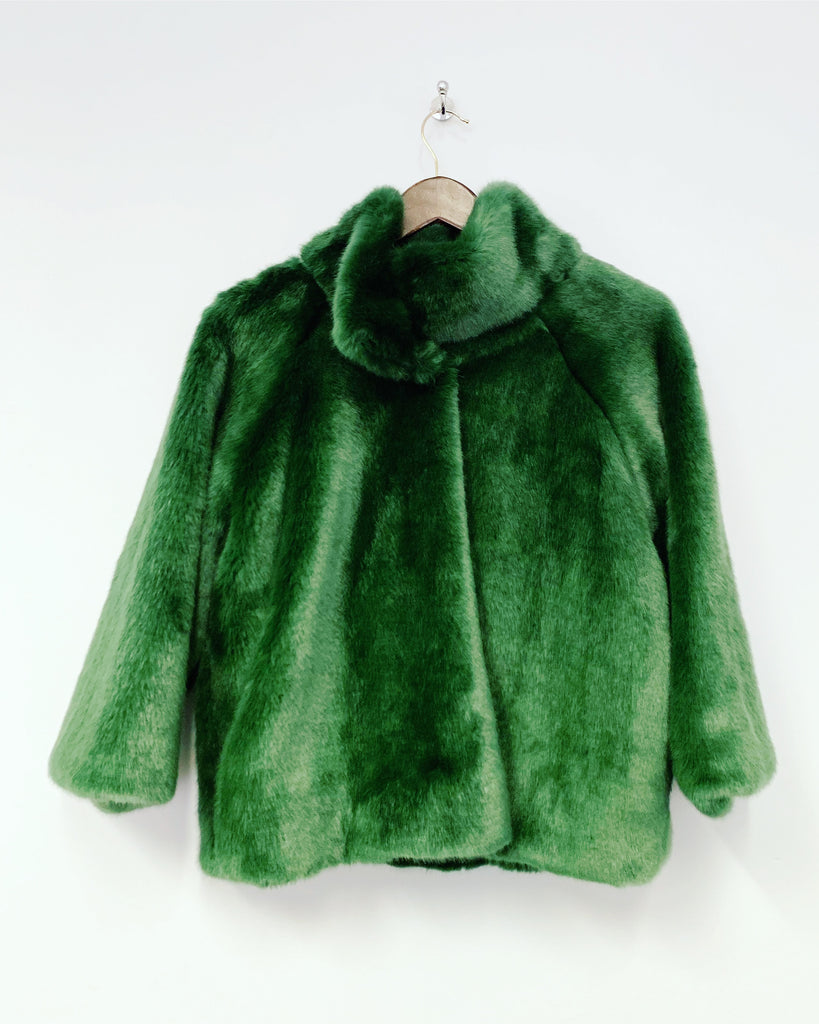 Flo Coat Green
