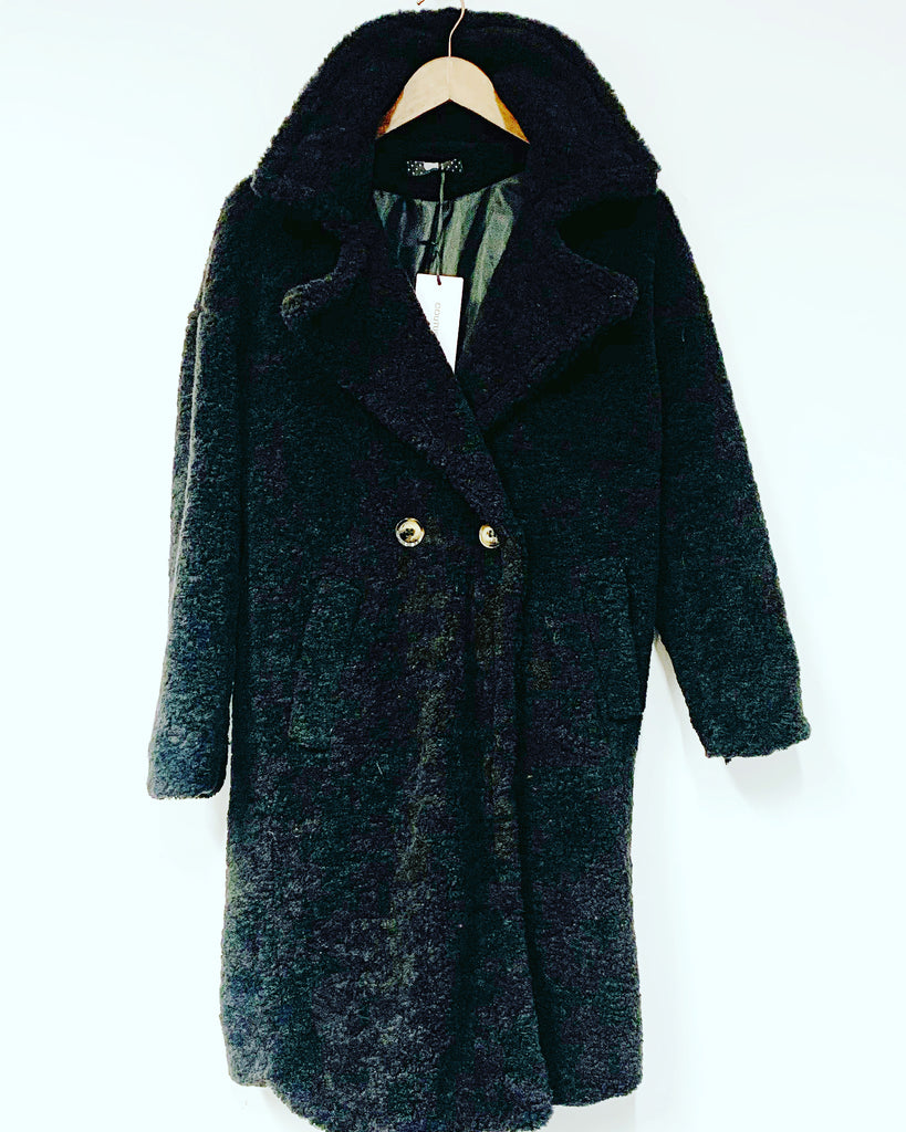 Ted Coat Black