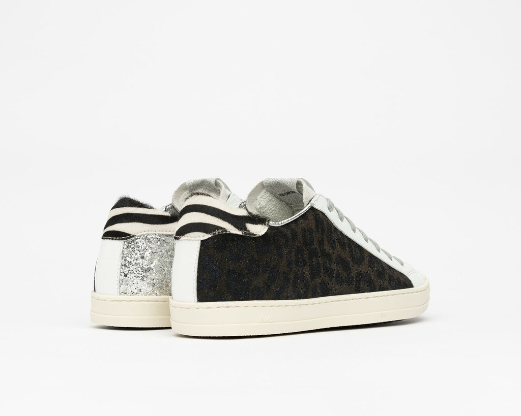 John Low Top Leo/Sil