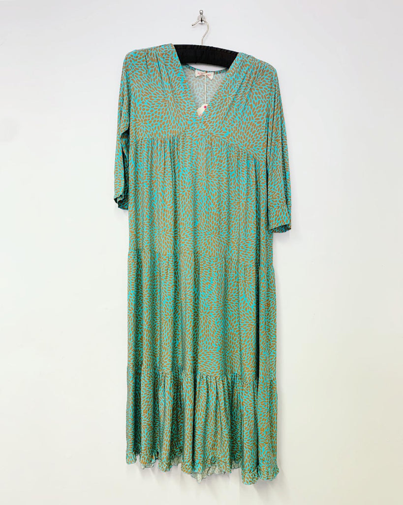 Art Maxi Dress Mint