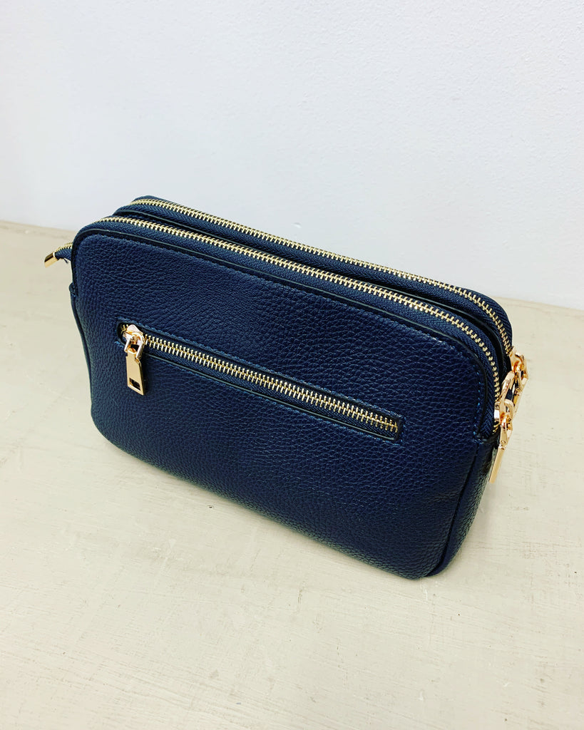Flo Crossbody Bag Navy