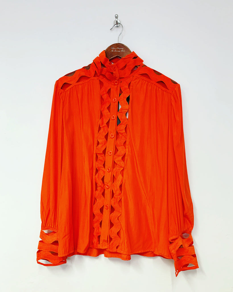 Libby Shirt Orange
