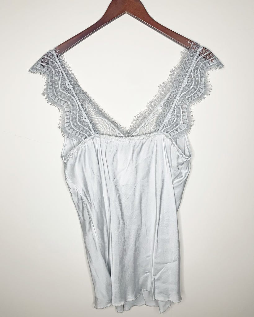 Sadie Camisole Silver