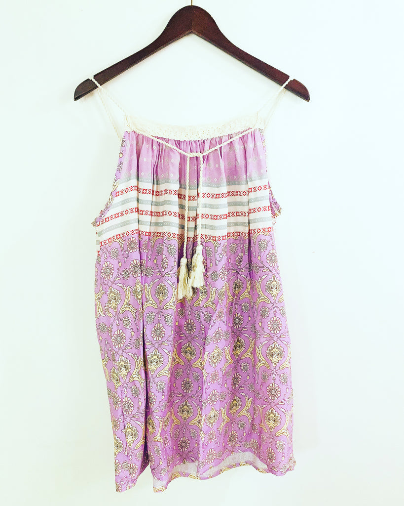 Sadie Top lilac