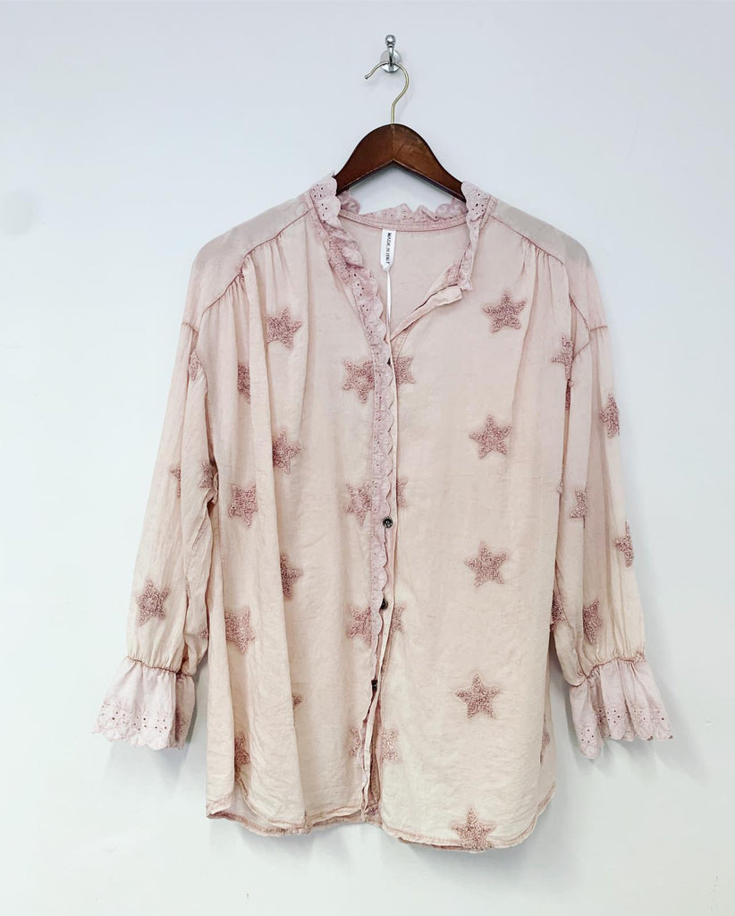 Pippa Blouse Blush